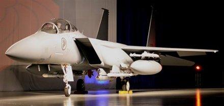 Uitrol F-15SF Singapore (foto RSAF)